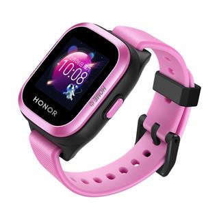 HONOR 荣耀 小K2 ELF-G10 智能手表 甜心粉表壳 甜心粉硅胶表带(GPS)