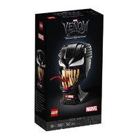 百亿补贴:LEGO 乐高 Marvel 漫威超级英雄系列 76187 毒液头盔