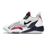AIR JORDAN Jordan Zoom 92 男子篮球鞋 CK9183-101 奥林匹克 40.5