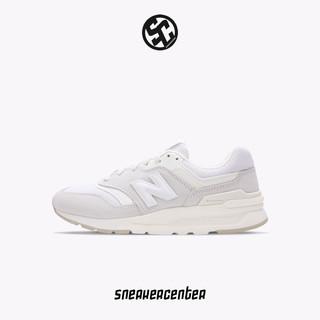 new balance NEW BALANCE/NB 997系列 白色复古男女休闲运动跑步鞋 CM997HCB