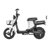 SUNRA 新日 电动自行车 48V20A锂电池 XC1-GT 流云白