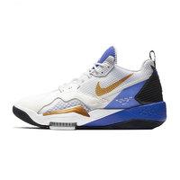 AIR JORDAN Jordan Zoom 92 男子篮球鞋 CK9183-175 白色/蓝色/黑色 40.5