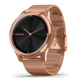GARMIN 佳明 GarminMove Luxe佳明时尚运动智能手表跑步血氧饱和度检测支付