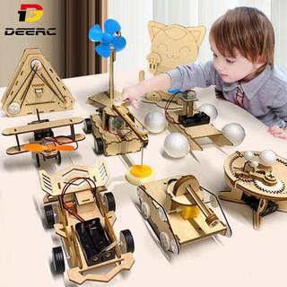 【10件套】科学实验套装儿童玩具steam物理小学生5-6-7-8岁手工diy制作男孩六一儿童节礼物 1-2年级入门教具【内含10个实验】