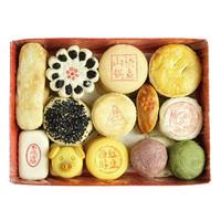 daoxiangcun 北京稻香村 京八件经典糕点礼盒 1400g