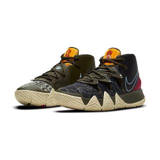 耐克Nike KYBRID S2 欧文合体 杂交刺绣蓝褐大眼睛 篮球鞋 男鞋CT1971-001 CT1971-300 41