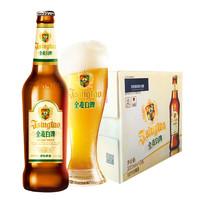 TSINGTAO 青岛啤酒 全麦白啤 330ml*12瓶