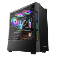 京天华盛 DIY台式电脑主机 配置一(i5-10600KF、GTX1050Ti、16GB、250GB SSD)