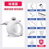 海尔(haier)蒸汽清洁机高温家用厨房多功能高压消毒神器油污油烟机清洗机 蒸汽清洁机
