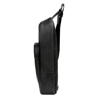 COACH 蔻驰 男士皮质胸包 F49318
