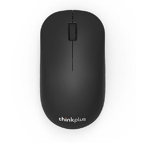 ThinkPad 思考本 ThinkPlus WL80 2.4G无线鼠标 1000DPI 黑色