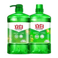 Liby 立白 茶籽洗洁精 1.45kg*2瓶