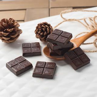 卜珂零点 速融黑巧克力 408g*2盒