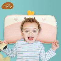贝谷贝谷 儿童枕头四季通用1-2-3-6岁冬暖夏凉透气宝宝婴儿枕 小萌鸡
