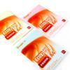 广博(GuangBo)80gA4印加系列手工折纸彩色复印纸打印纸儿童剪纸 桌牌台卡纸 100张/包 五色混装F8069H