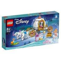 LEGO 乐高 迪士尼系列 43192 灰姑娘的皇家马车