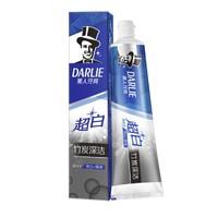 DARLIE 黑人 家庭牙膏套装 190g*4支