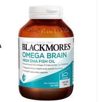 16日0点:BLACKMORES 澳佳宝 高浓度DHA鱼油胶囊 60粒
