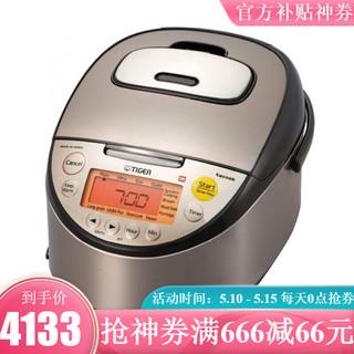 虎牌/Tiger 智能预约电饭煲日本进口家用电饭锅大容量 JKT-S10S(3L)