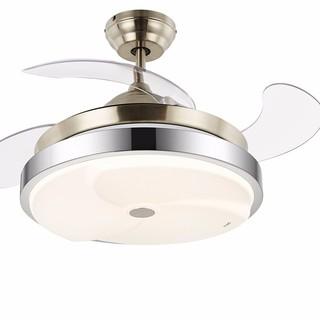 OPPLE 欧普照明 LED风扇欧式吊灯