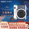 富士Fujifilm Instax便携式小型立拍立得照相机mini90 牛仔蓝 单机标配