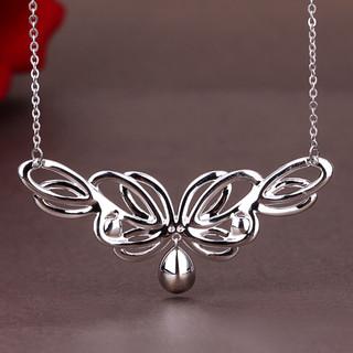 SWAROVSKI 施华洛世奇 5189484 蝴蝶项链  38cm