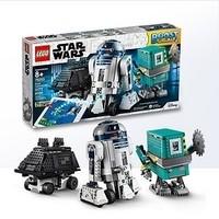 LEGO 乐高 星球大战系列 75253 机器人指挥官组合