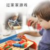 弥鹿(mideer)儿童木质烧烤架幼儿园过家家游戏角色扮演游戏教具厨房玩具