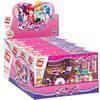 启蒙积木天使城堡拼装女童樂高女孩公主屋拼插玩具模型礼物 4102/女孩工作室套装4小盒