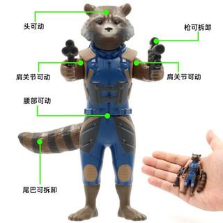 TAKARA TOMY 多美 漫威 复仇者联盟 889373 火箭浣熊 手办