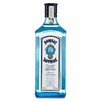 Bombay 孟买 蓝宝石金酒 40%vol