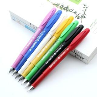 Schneider 施耐德 钢笔 BK402 6色自选 F尖 单支装 私人订制