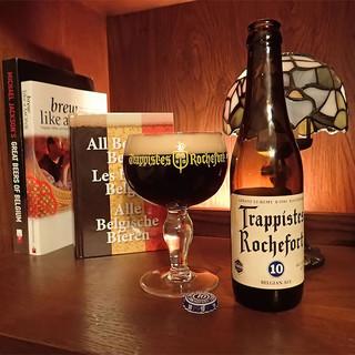 Trappistes Rochefort 罗斯福 10号 修道院啤酒