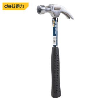 deli 得力 DL5025 钢管柄羊角锤