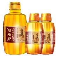 胡姬花 买1送2古法小榨花生油组合 小榨花生油400ml+158ml*2瓶