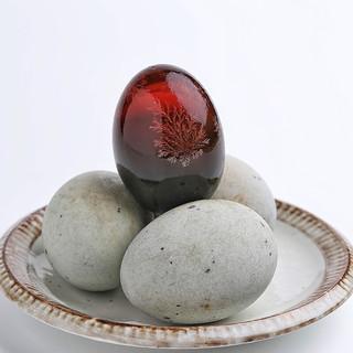 PLUS会员 : Yiliuxiang 溢流香 松花蛋皮蛋 溏心变蛋 5枚