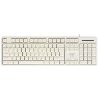 acer 宏碁 K-212 104键 有线薄膜键盘