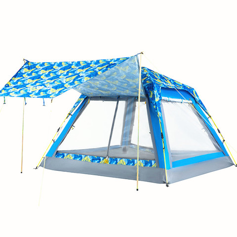KingCamp 康尔健野 KT3099 户外帐篷
