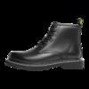 BeLLE 百丽 男士短筒马丁靴 92729DD0 黑色 41