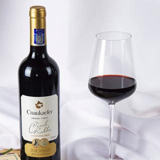 中澳凯富 凯富卡洛尔系列 私酿干红葡萄酒 750ml*2支