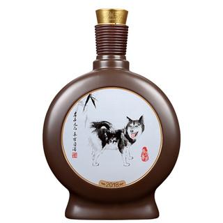 XIJIU 习酒 窖藏 狗年生肖纪念酒 53%vol 酱香型白酒