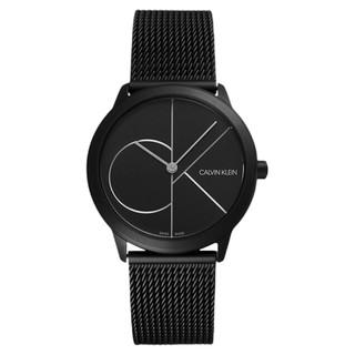Calvin Klein 卡尔文·克莱 MINIMAL系列 40毫米石英腕表