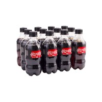 Coca-Cola 可口可乐 零度可乐饮料  300ml*12瓶