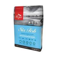 12日10点、黑卡会员:Orijen 渴望 六种鱼无谷全猫粮 5.4kg
