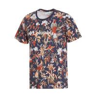 Columbia 哥伦比亚 XE0966 男子运动短袖T恤