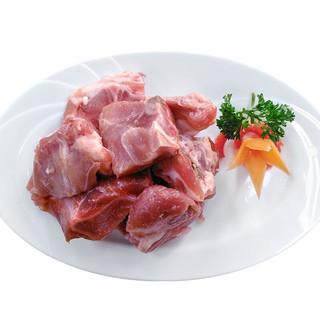 COREYUMMY 锦耀食品 尚品肉食 带肉猪汤骨 1kg