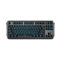 1日0点:ThundeRobot 雷神 玄龙 KL5087 双模机械键盘 87键 红轴