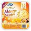 玛琪摩尔桶装冰淇淋冷饮雪糕生鲜冰激凌 芒果百香果味2000ml