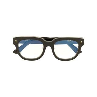 GENTLE MONSTER 男女通用Una C 01 方框眼镜 黑色 均码