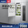 惠而浦(Whirlpool)全进口嵌入式冰箱隐藏冰柜内嵌式超薄智能无霜柜子橱柜定制家用单双开门大容量 ART8811单开门